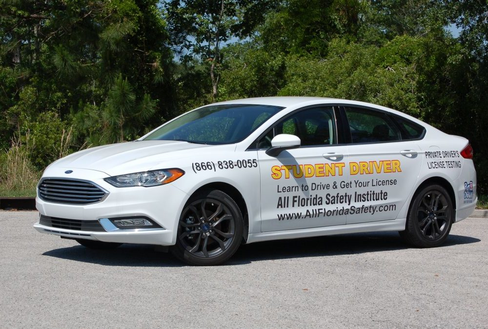 All florida safety institute driving car